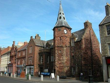 Dunbar Townhouse